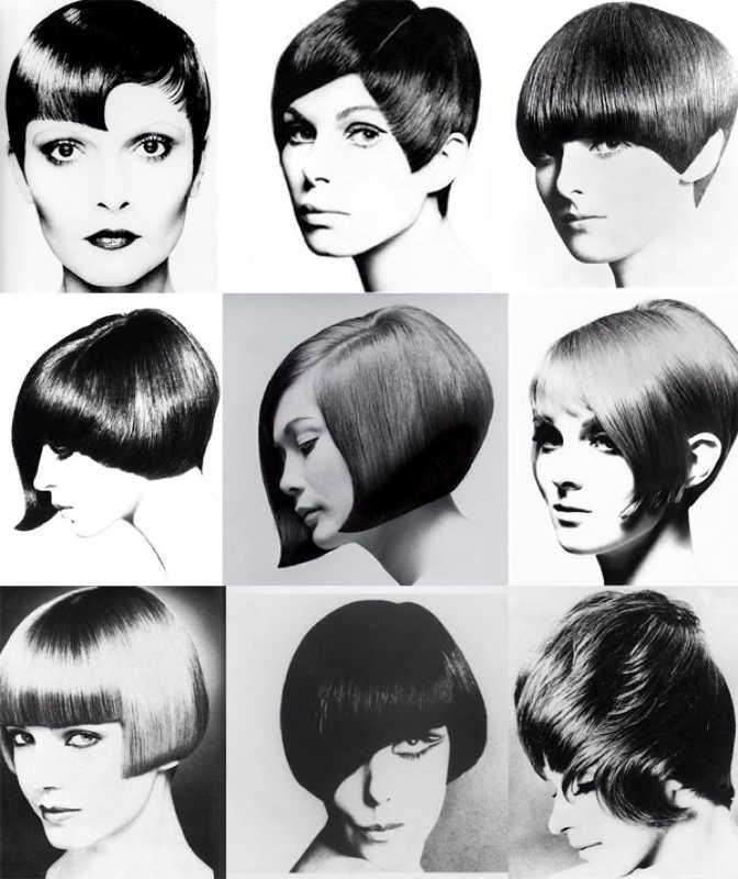 Photo représentant des coupes de cheveux par Vidal Sassson Jewpop