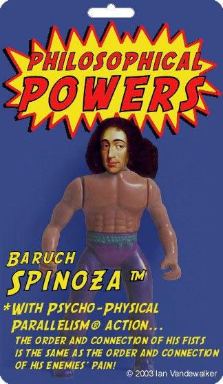 Spinoza Jewpop