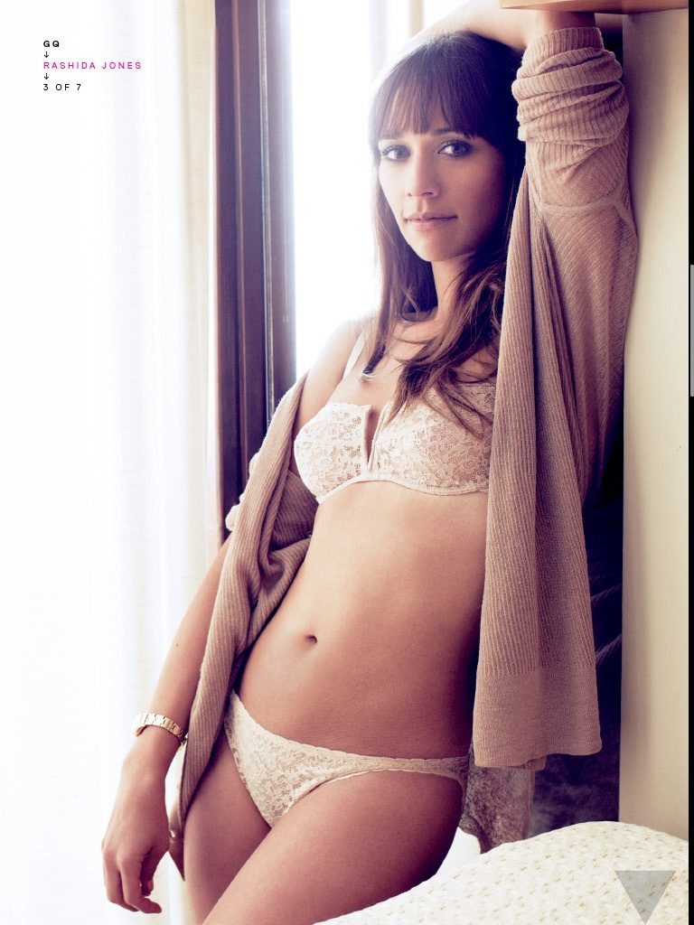 Rashida Jones JewPop