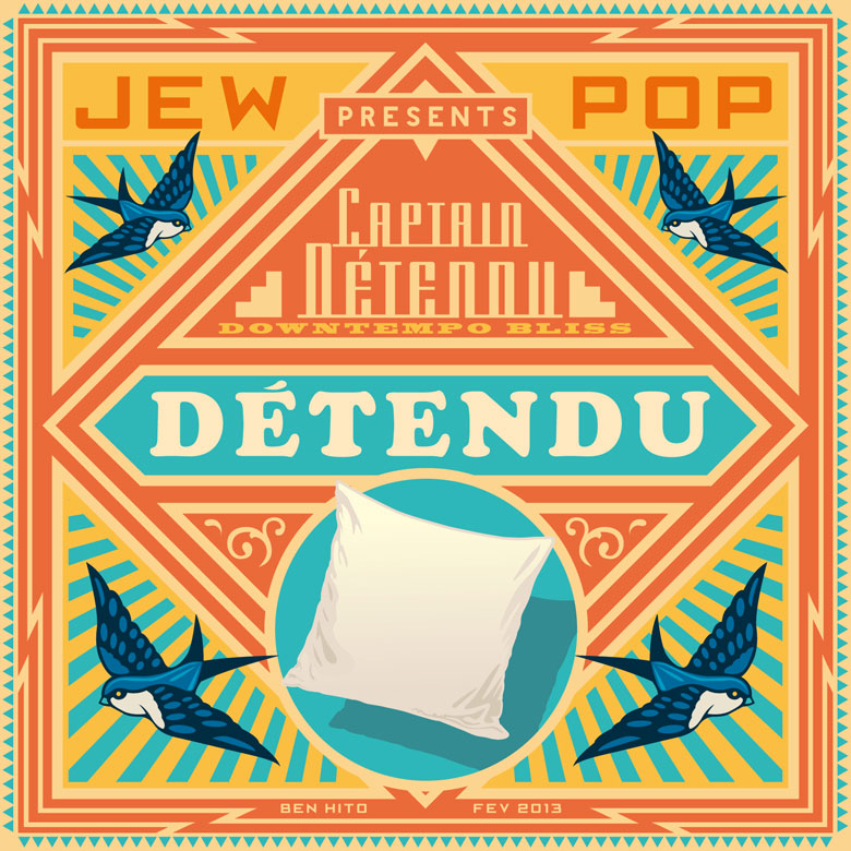 Jewpop records captain Detendu