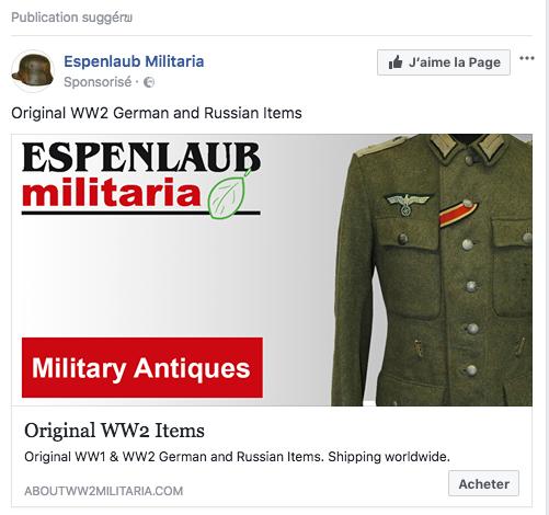 Costume nazi Jewpop