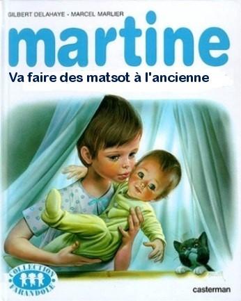 Martine Pessah Jewpop