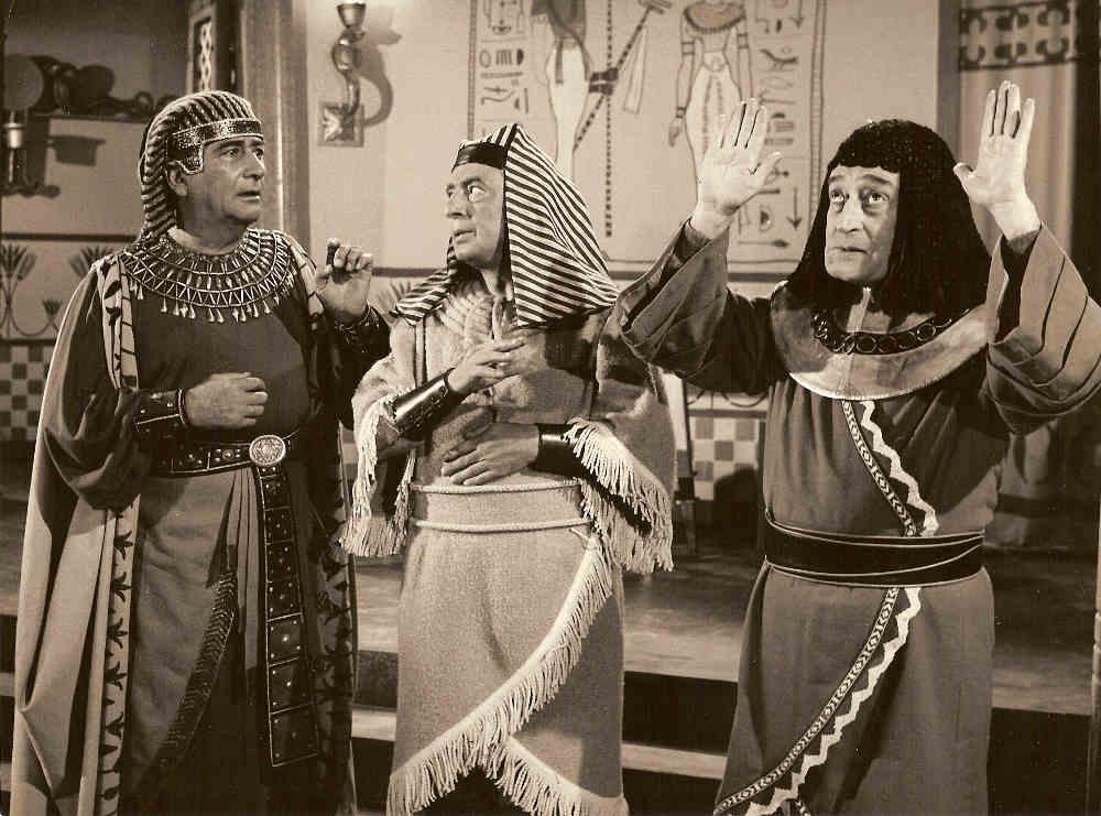 Pessah Egypte Toto Jewpop