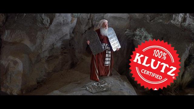 Moïse klutz