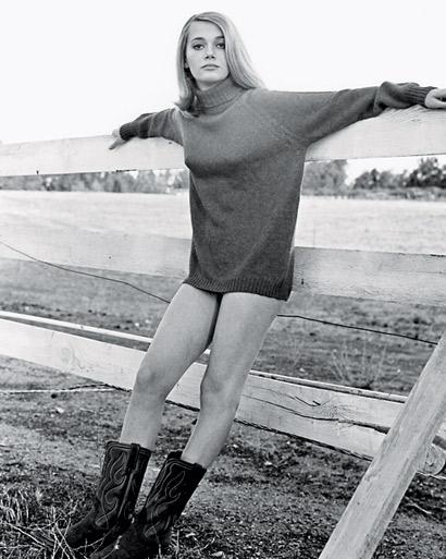 Peggy Lipton Boots JewPop