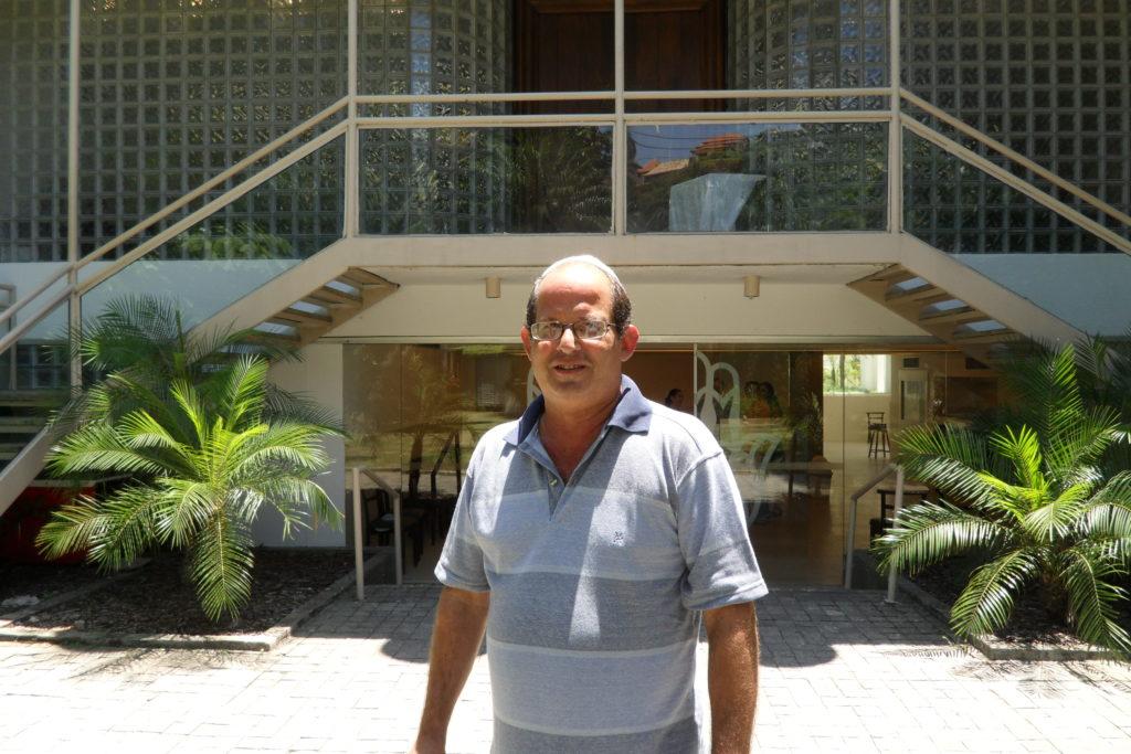 Marcelo Synagogue Rio JewPop