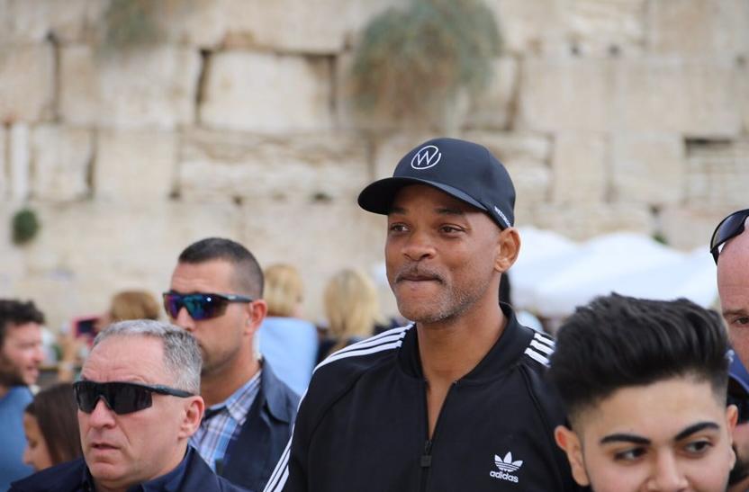 Will Smith Jerusalem JewPop