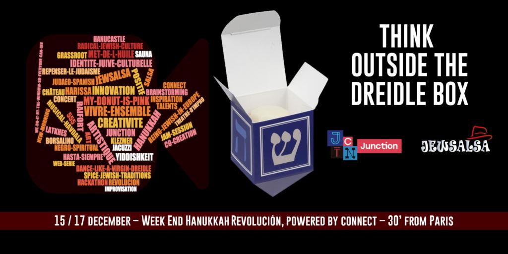 hanouka Revolution Jewsalsa JewPop