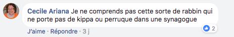 Delphine Horvilleur tsniout JewPop