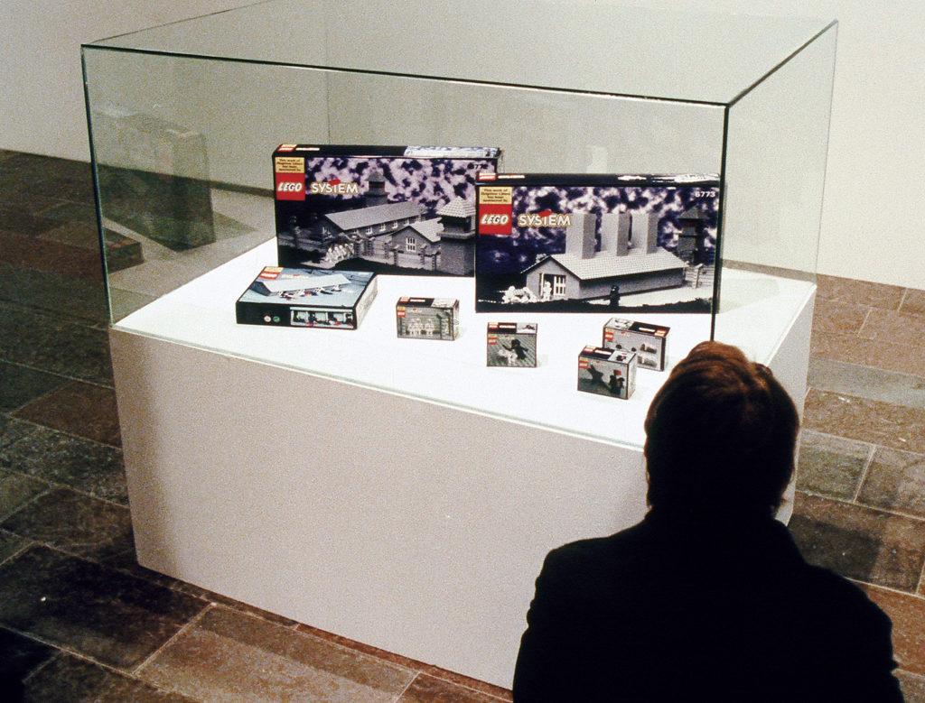 Lego Libera Musée JewPop