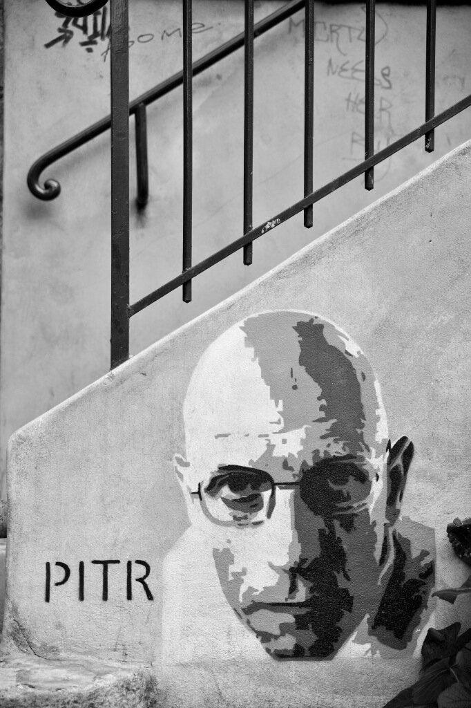 Michel Foucault JewPop