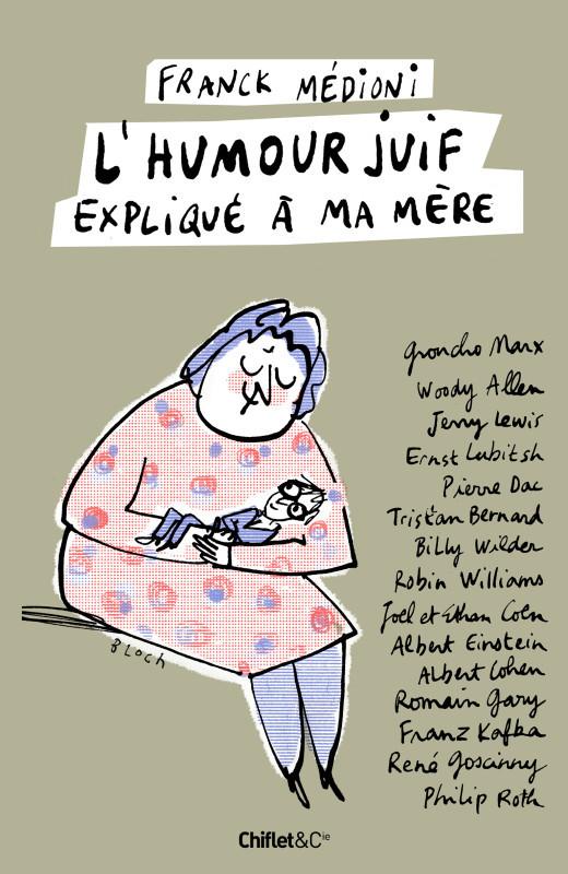 Humour juif explique a ma mere JewPop