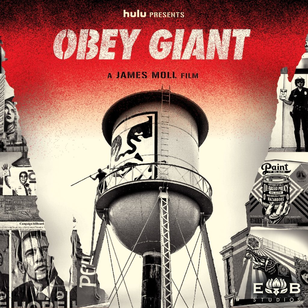 Obey Giant James Moll documentaire JewPop