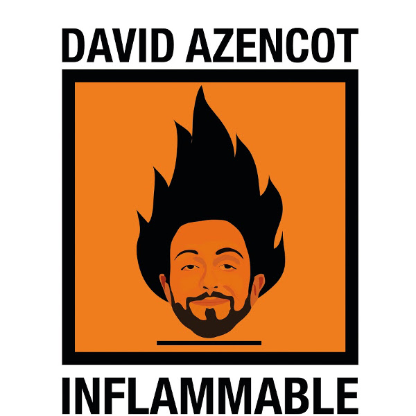 David Azencot Inflammable Jewpop