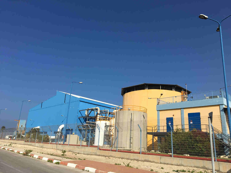 Unsine desalinisation Ashkelon Jewpop