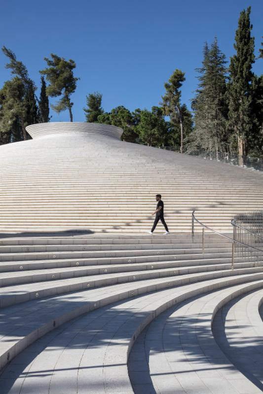 Memorial Mont Herzl Jewpop