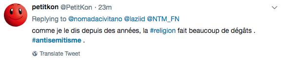 Religion Twitter