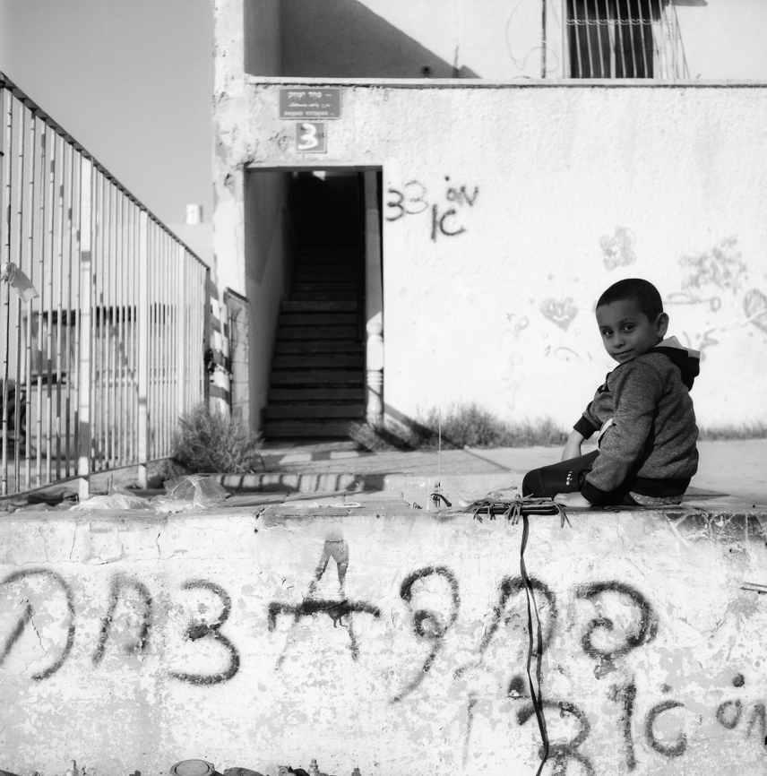Samuel Saada enfant