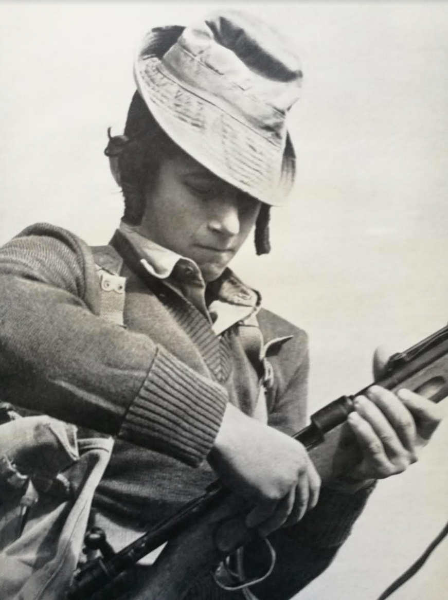 Soldat religieux Tsahl 1956 Jewpop