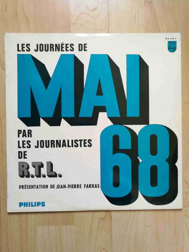 Vinyle mai 68 Jewpop