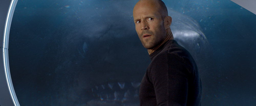 Jason Statham En eaux troubles