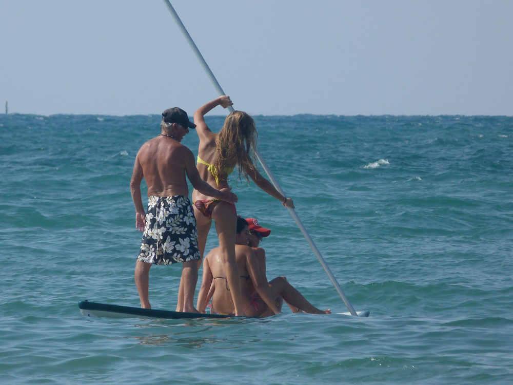 Maitre nageur sauveteur Tel Aviv