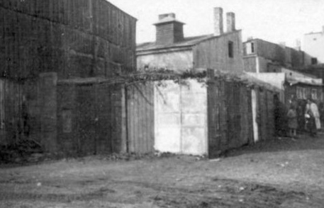 Soucca Ghetto Lodz 1941
