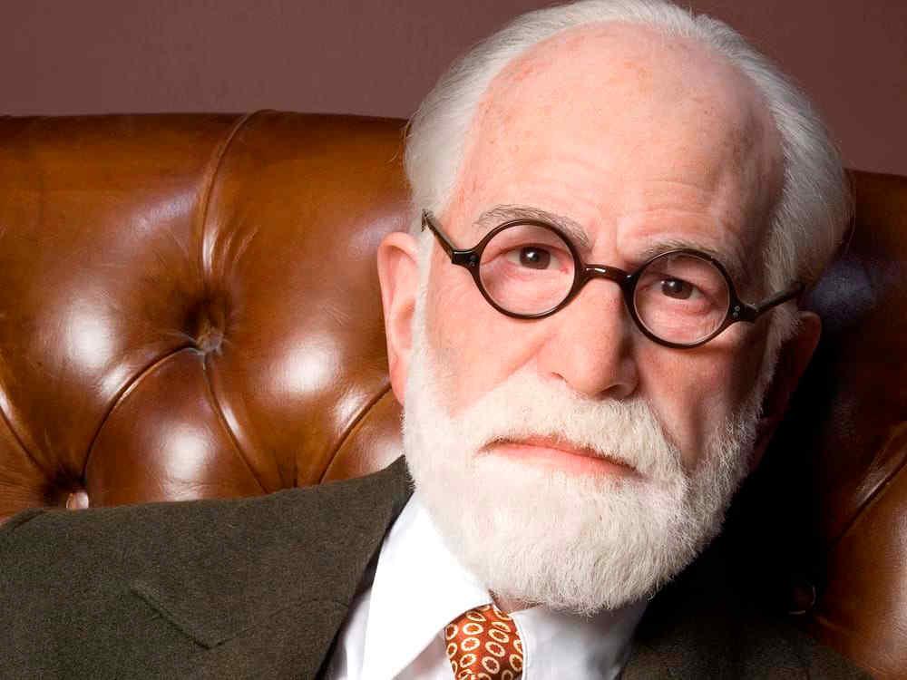 Sigmund Freud cire Madame Tussaud
