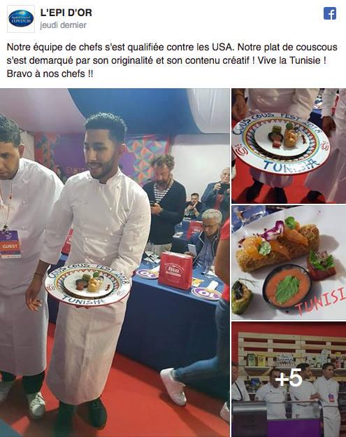 Couscous fest Tunisie 2018