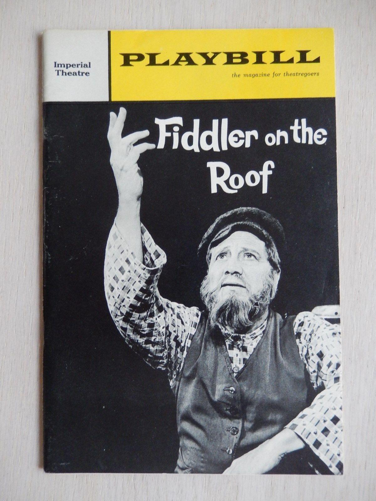 Luther Adler Un violon sur le toit Jewpop