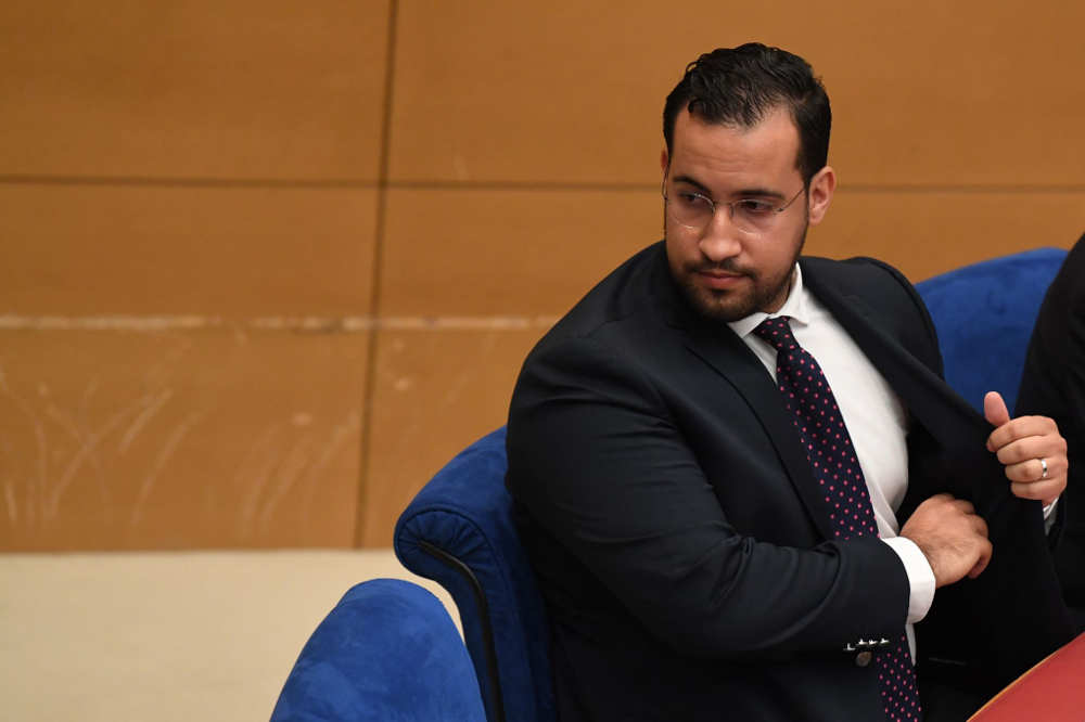 Alexandre Benalla audition Senat Jewpop