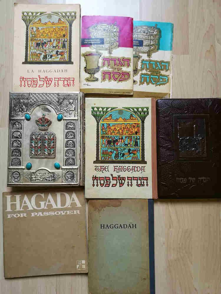 Photos de Hagada pour la fête de Pessah Jewpop