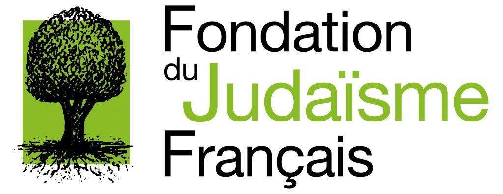 Logo Fondation du Judaïsme Français Jewpop