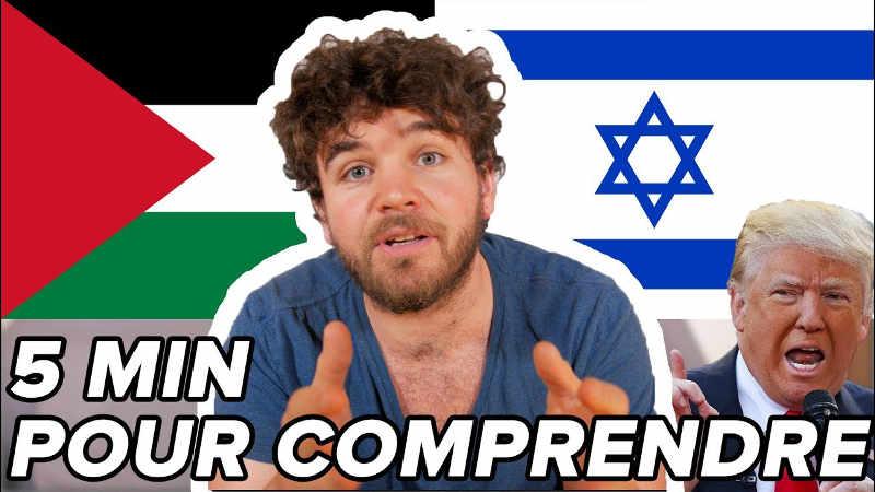 Photot représentant le youtubeur Ludovic Torbey sur sa chaîne Osons Causer Jewpop