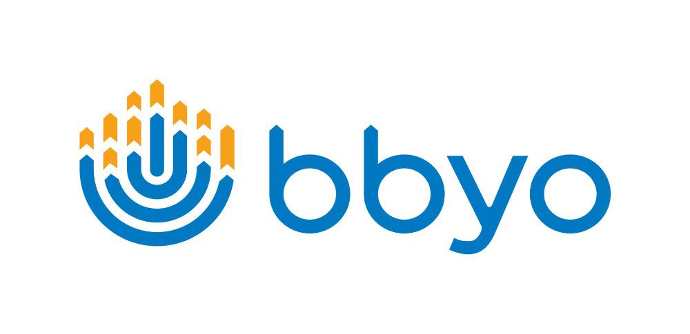 Logo du BBYO Jewpop