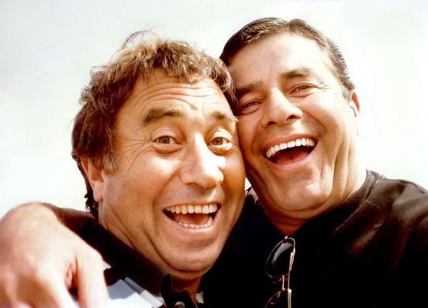 Photo de Philippe Clair et Jerry Lewis Jewpop