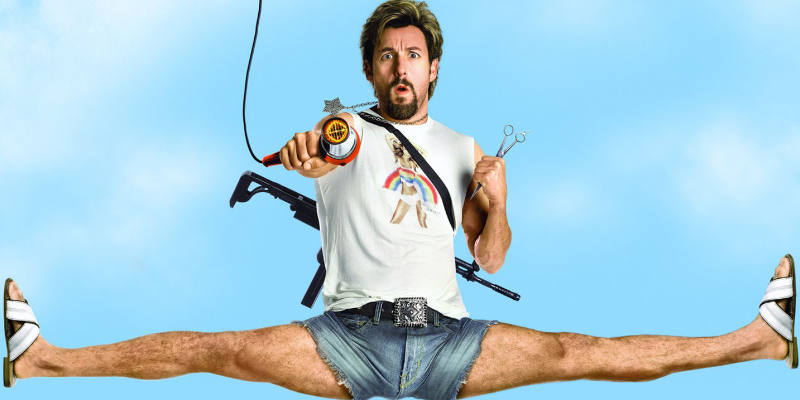 Photo du film Don't mess with the Zohan Jewpop