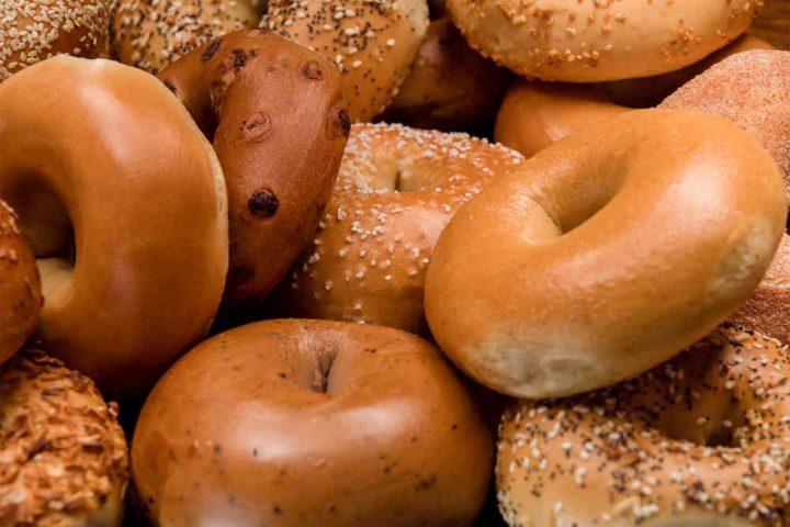 Photo représentant des bagels Jewpop