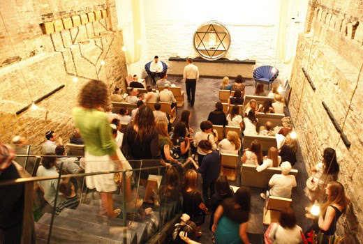 Office Soho Synagogue