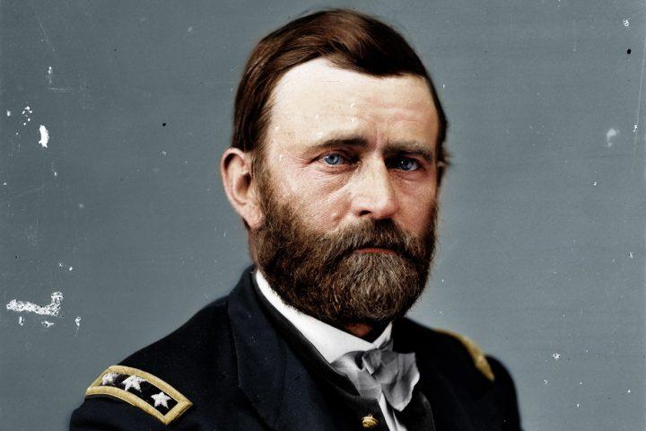 Ulysses Grant Guerre de Secession Pourim JewPop