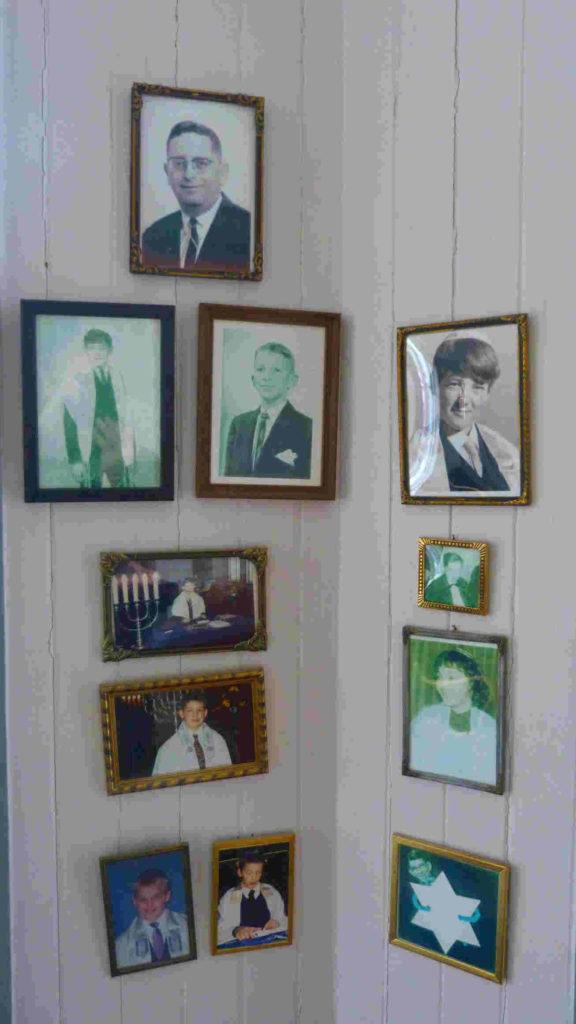 Portraits juifs Trondheim JewPop