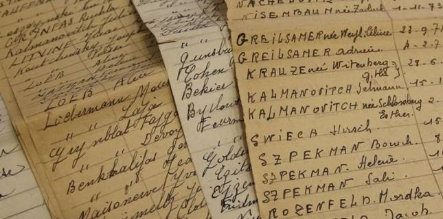Occupation noms juifs