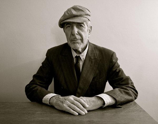 Leonard Cohen Jewpop