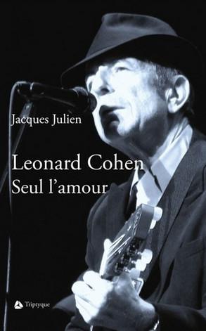 Livre Leonard Cohen seul l'amour Jewpop