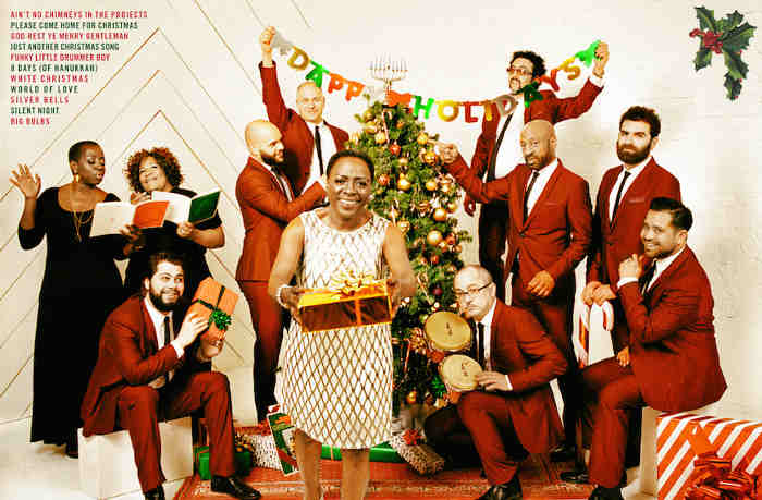 Photo de Sharon Jones et des Dap Kings Jewpop