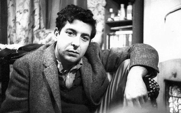 Lonard Cohen jeune Jewpop
