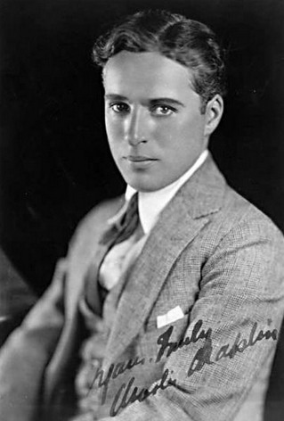 Charles Chaplin Jewpop