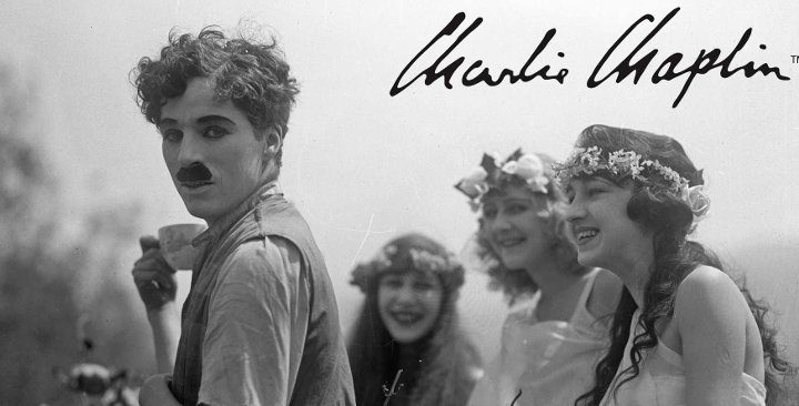 Charlie Chaplin Jewpop