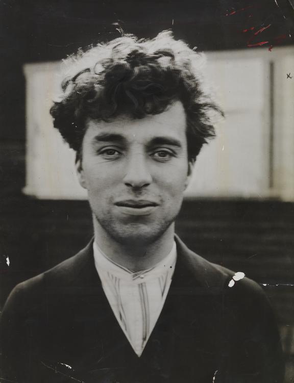 Charlie Chaplin 1916 Jewpop