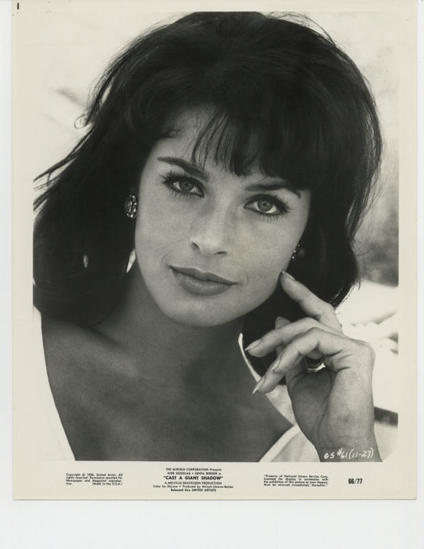 Photo de Senta Berger Jewpop